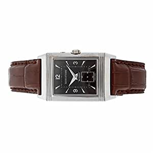 Jaeger LeCoultre Reverso mechanical-hand-wind mens Watch 270.3.54 (Certified Pre-owned)
