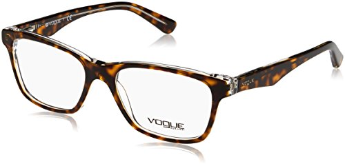 Vogue VO 2787 Women's Eyeglasses Top Havana / Transparent 51