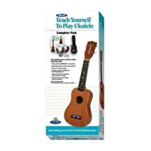 [(Alfred's Teach Yourself to Play Ukulele, Complete Pack: Everything You Need to Start Playing Now!, Starter Pack)] [Author: Morton Manus] published on (January, 2012)