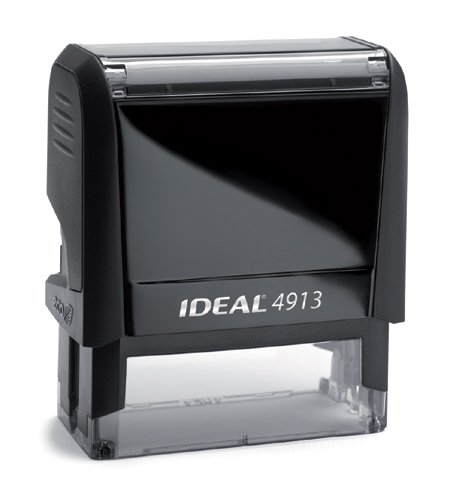 Replacement Ideal Pad 100 (1 X Ideal 100 Self Inking Rubber Stamp)