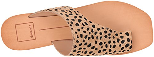Sandal Vita Hazle Dolce Hair Leopard Slide Women's Calf xFqpOP
