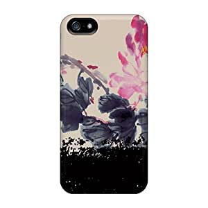 Mialisabblake Slim Fit Tpu Protector WjklfCw1847VpGdA Shock Absorbent Bumper Case For Iphone 5/5s by Maris's Diary