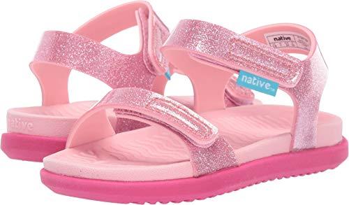 Native Kids Shoes Baby Girl's Charley Glitter (Toddler/Little