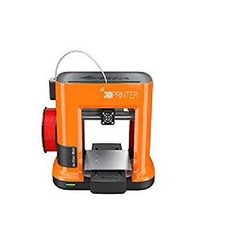 XYZprinting da Vinci mini 3D Printer - 5.9'' x 5.9'' x 5.9'' Build Volume (Includes Non-toxic PLA Filament, Printer Enclosure, Print Bed Tape, Cables & Power Adapter, Cleaning & Maintenance Tools)