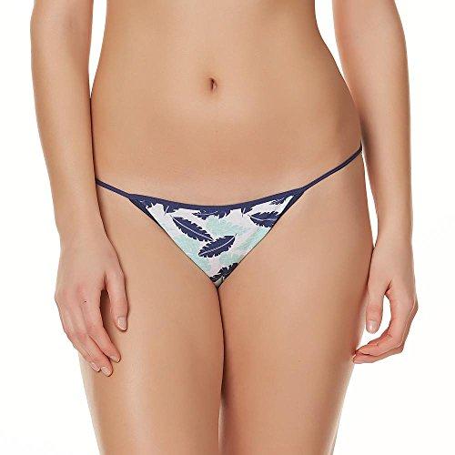 Joe Boxer Women's 6-pack Assorted LowRise String Bikinis (Size 7)