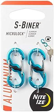Nite Ize LSBM-01-2R3 S-Biner Micro Lock