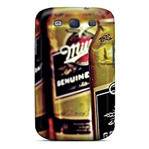 Excellent Design Miller Beer Food Phone Case Galaxy S3 Premium Tpu Case