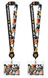 Harry Potter Lanyard with Retractable ID Card