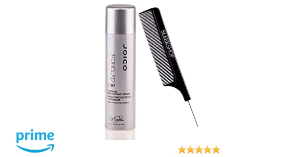 Amazon.com : Joico IRONCLAD 01 Hold, Thermal Protectant Spray (STYLIST KIT) Bio-Advanced Peptide Complex (7 oz / 233 ml) : Beauty