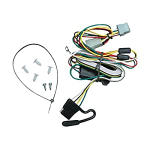 amazon com tekonsha 118355 t one connector assembly with converter rh amazon com Vehicle Wiring Harness bill evans wiring harness