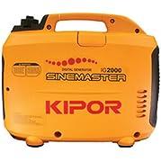 Kipor IG2000 Inverter Generator 2000 Watt Power Camping Generator (New 2012 Model)