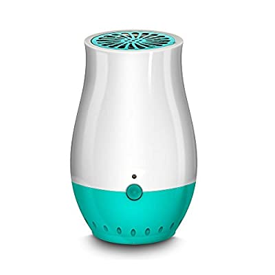 WINBEE USB Portable Ozone Generator, Air Purifier, Ozone Ionic Air Cleaner Remove Smoke, Odor, Bacteria, Mini Ozone Freshener for Bathroom, Small Room, Closet, Pet bedroom, Refrigerator and Car