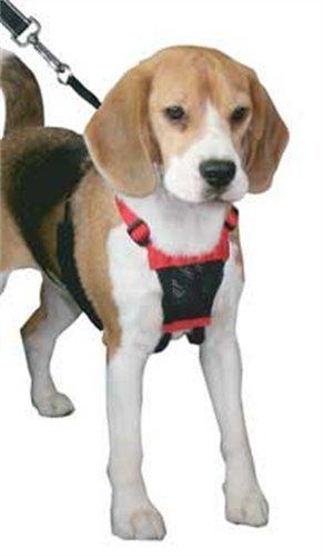 Sporn Nylon Non Pulling Dog Harness, Small, Black, My Pet Supplies