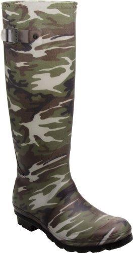 Kamik Women's Camouflage Squad 10 B US