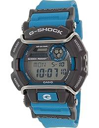 Casio Men's G-Shock GD400-2 Blue Rubber Quartz Watch