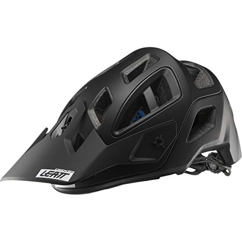 Leatt DBX 3.0 AllMtn Adult Off-Road Cycling Helmet - Black/Large from Leatt