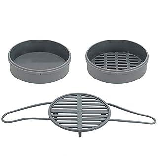Genuine Instant Pot Silicone Steamer Set, Gift Set
