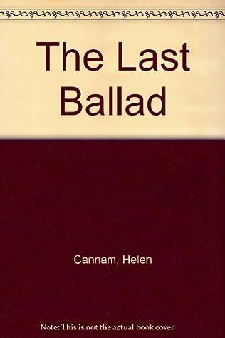 book cover of The Last Ballad