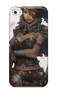 Hot New Tattoos Women Pirates Shortartwork Anime Soft Shading Case Cover for iphone 4/4s With Perfect Design