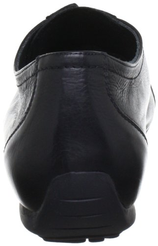 Semler Nele - Zapatos con cordones de cuero mujer negro - Schwarz (schwarz 001)