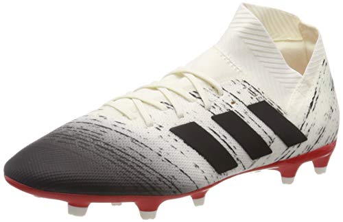 Adidas 18 Uomo Nemeziz active Fg Off Da Red Black off Calcio White Scarpe Bianco 3 core Red rwfwq5xU0
