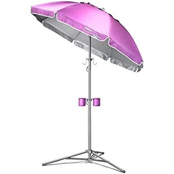 Amazon Com Joeshade Portable Sun Shade Umbrella