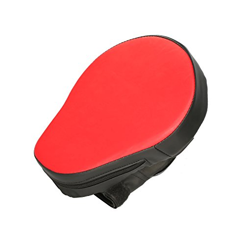 OUTAD PU Leather Punch Mitts Boxing Target (Red) On Sale Hitting Mitts