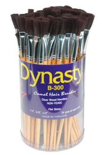paint brush camel hair - 9