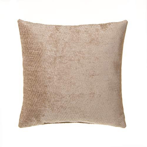 Glenna Jean Ollie & Jack Pillow, Brown Velvet, Standard