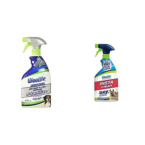Woolite Sanitize+Woolite INSTAclean