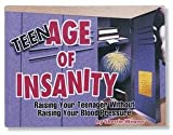 Teenage of Insanity, Sherrie Weaver, 1562452282