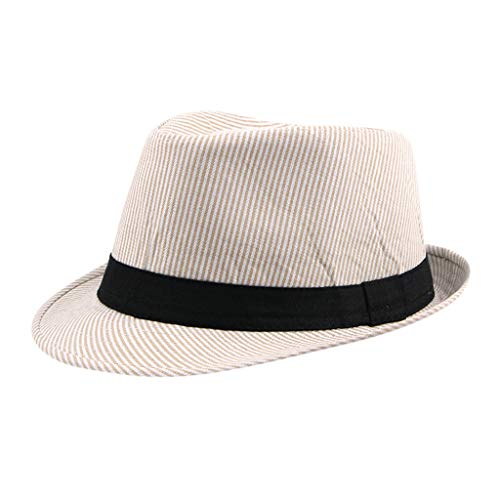 Excursion Sports Straw Fedora Hat for Men and