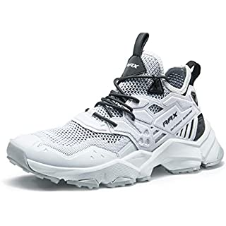 RAX Men's Ventilation Hiking Shoe Outdoor Trail Running Sneaker Road Running Shoes On Trail