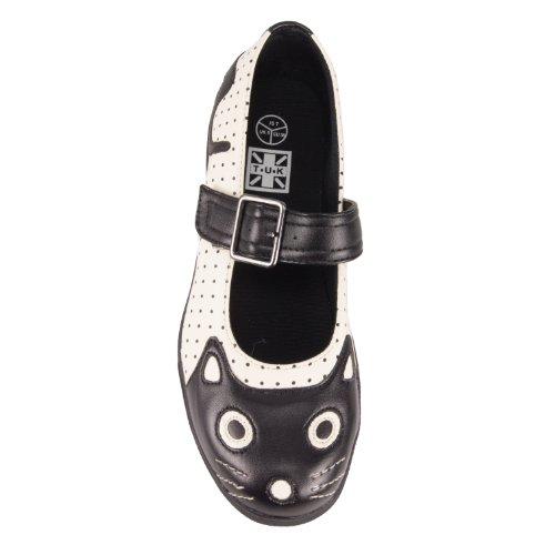Jane A8161L U Mary K Black Black Plimmies T Cream zPwqatwUx