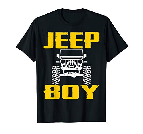 Funny Jeep-Boy Gift Men Women Kid Off-Road Driving