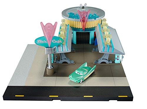 Disney Cars Precision Series Flo's V8 Cafe (V8 Cars Pixar Flos Cafe)