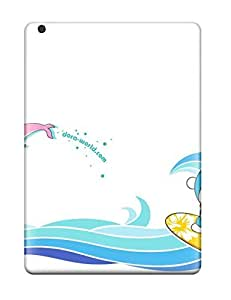 Audrill Ipad Air Hard Case With Fashion Design/ OwaJwVC2185vFpQo Phone Case
