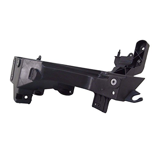 - OE Replacement 2014-2016 JEEP GRAND_CHEROKEE Radiator Support Bracket (Partslink Number CH1225272)