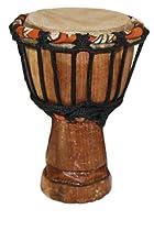 African Djembe Drum Mini Desktop Gift - 2