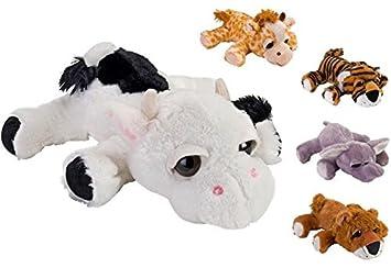 Globo Toys Globo – 83350 45 cm 5 Surtidos Pelux Tumbado Animales de Peluche con Ojos