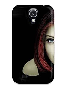 Excellent Galaxy S4 Case Tpu Cover Back Skin Protector Eyes Celebrity