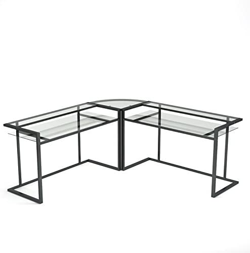 Gibson Living Room Decor Belmac C Frame Computer Desk