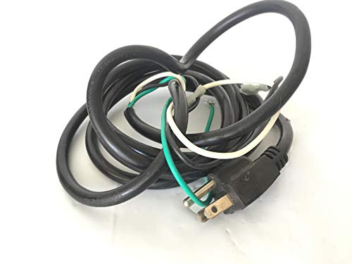 Power Supply Line Cord Works with Alliance Discovery Ironman Keys 220T HT402t Treadmill