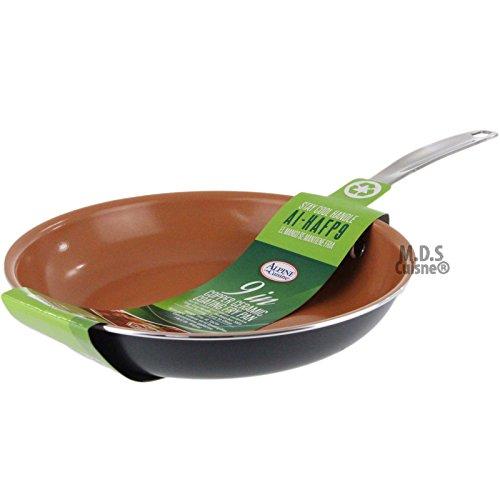 9 inch ceramic frying pan - 2