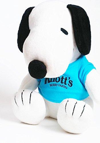 Knotts Berry Farm Snoopy Plush