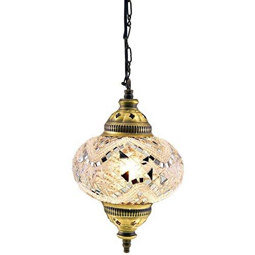 Moroccan Style Pendant Light - 9