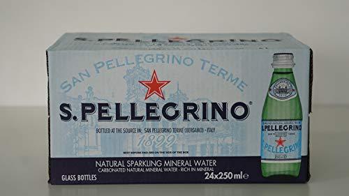 SAN PELLEGRINO Sparkling Mineral Water 24Pk, 8.45 FZ ()