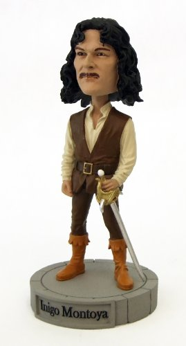 Factory Entertainment The Princess Bride - Inigo Montoya Collector Bobblehead
