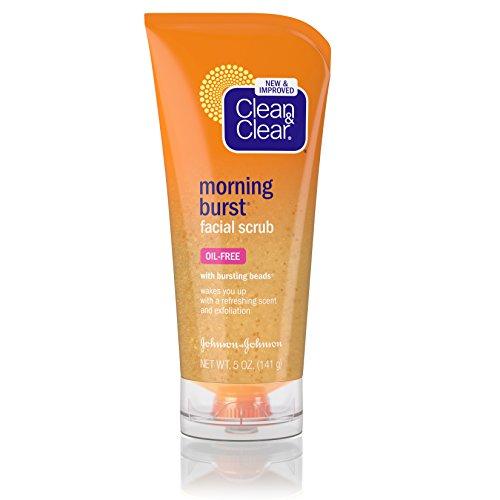 Clean Clear Morning Burst Facial