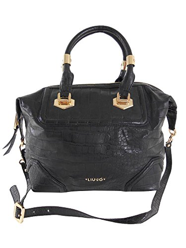 Borsa Liu Jo Donna Shopping Bag Giada Nera I3/25